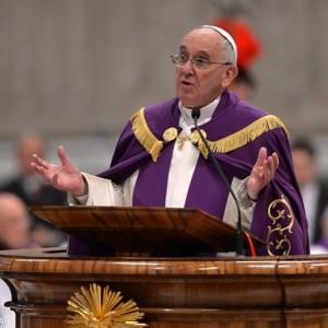 Papa anuncia o Ano da Misericórdia
