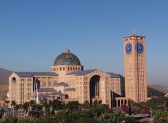 Peregrinação ao Santuário de Nossa Senhora Aparecida