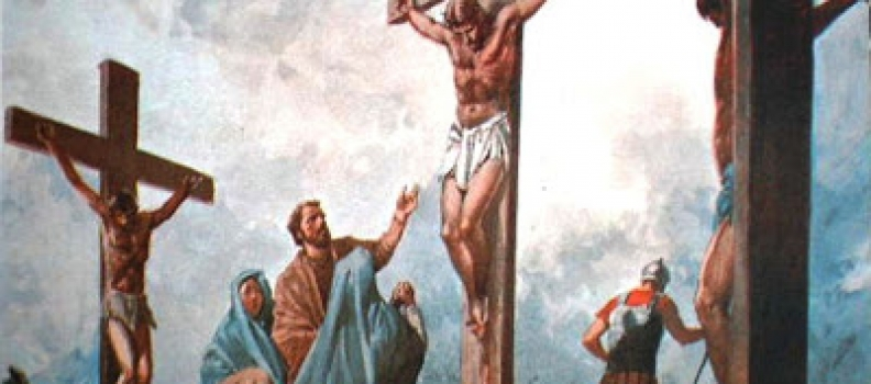 8ª Reunião – Jesus Cristo morre na cruz