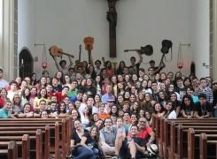 Pastoral da Juventude faz balanço sobre o EAJC