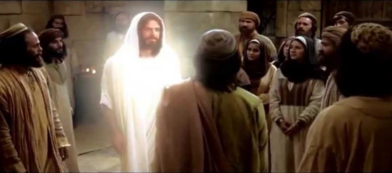 9ª Reunião – Jesus Cristo ressuscitou e está no meio de nós