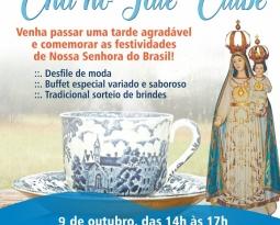 Chá no Iate Club – 09/10/18
