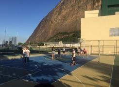 Tarde no Forte São João reúne jovens