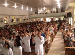 Participação e colaboração dos fiéis na Liturgia