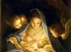 No Dia das Mães, Papa enalteceu o valor da maternidade